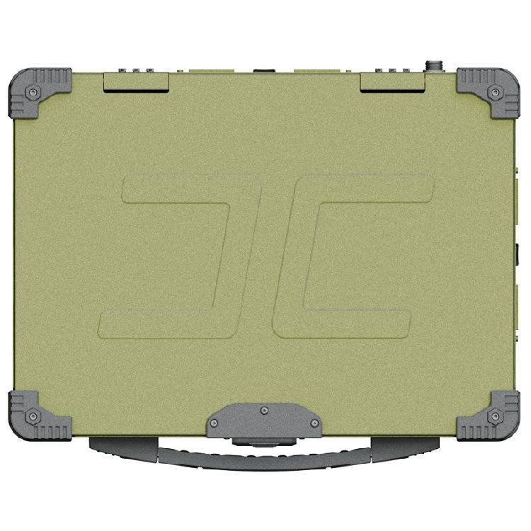 Máy tính xách tay quân đội công nghiệp xanh 15.6