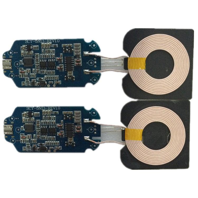 phần cứng sạc không dây PCBA cung cấp giải pháp thiết kế sơ đồ mạch sạc điện thoại di động