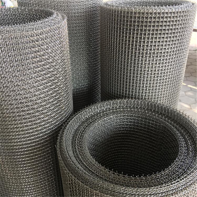 LONGJIE Lưới kim loại Anping nhà máy bán buôn thép không gỉ mạng lưới ginning 304 lưới kim loại lưới