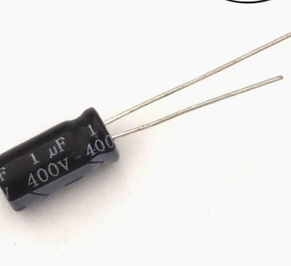 tụ điện nhôm 10uF 100V 6*11 chuyên dụng