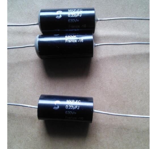 Tụ điện nối tầng sole france MKP-FC 0.22uf 630V