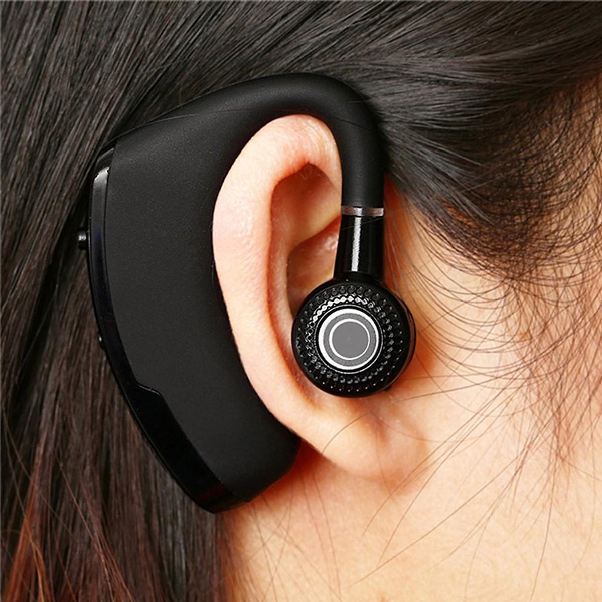 Tai Nghe Bluetooth không dây kiểu nhét bên trong tai .