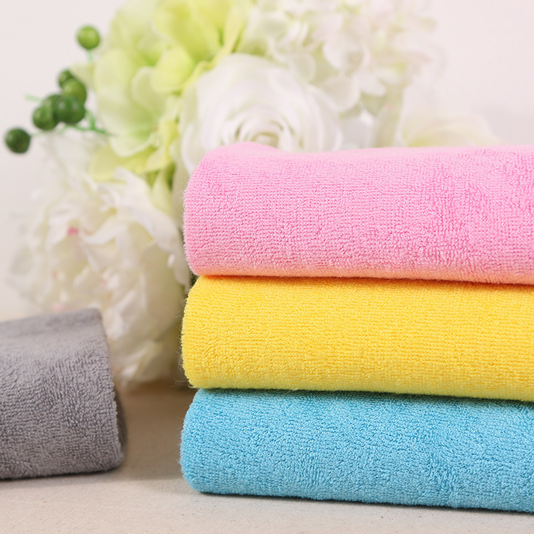 JIAXUAN [nhà sản xuất nguồn] sợi ngang đan vải polyester đơn sắc một mặt 59 màu tại chỗ bán buôn