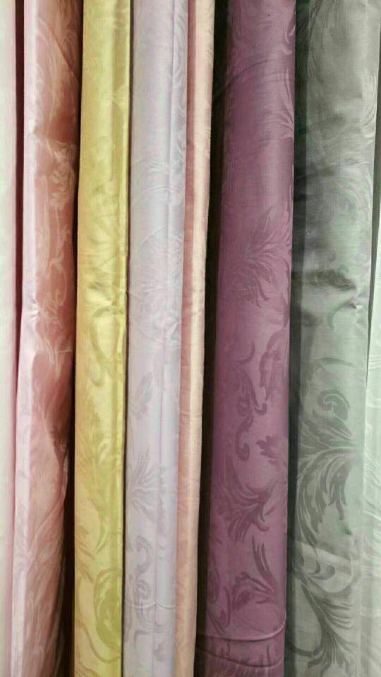 Vải Yarn dyed / Vải thun có hoa văn Bán buôn tại chỗ 2,6m rộng 60s sợi cotton nhuộm sợi hoa lửa rồng