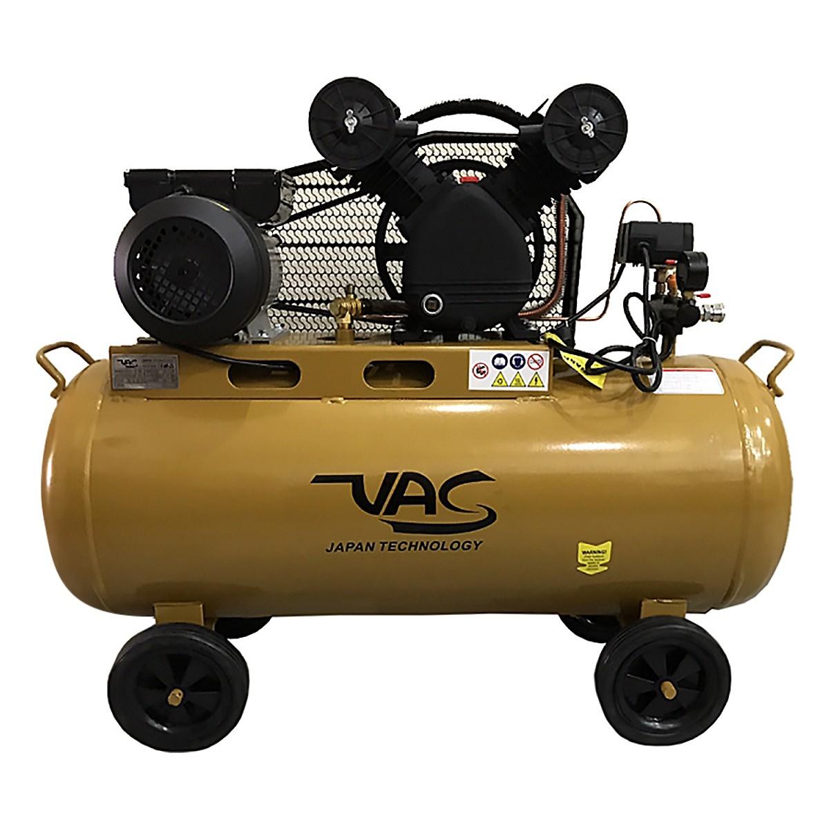 Máy Nén Khí 2 Đầu Bơm VAC VA-V-100C (3HP)
