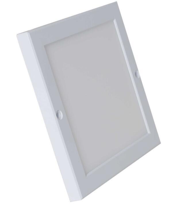 Đèn trần Đèn LED Ốp Trần Vuông Siêu Mỏng Rạng Đông 18W 220x220mm, ChipLED Samsung