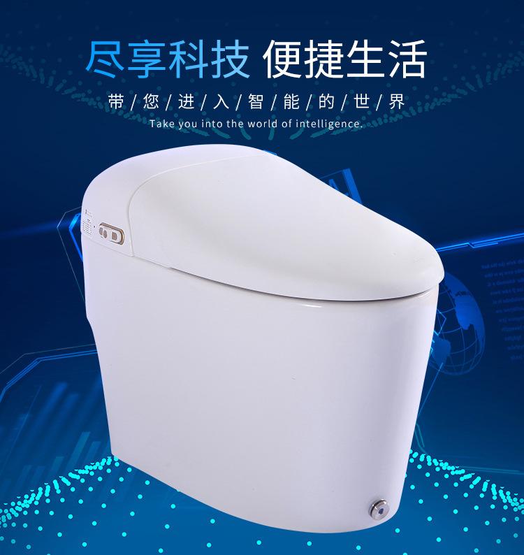 bồn Toilet điện thông minh đa chức năng cho nhà tắm .