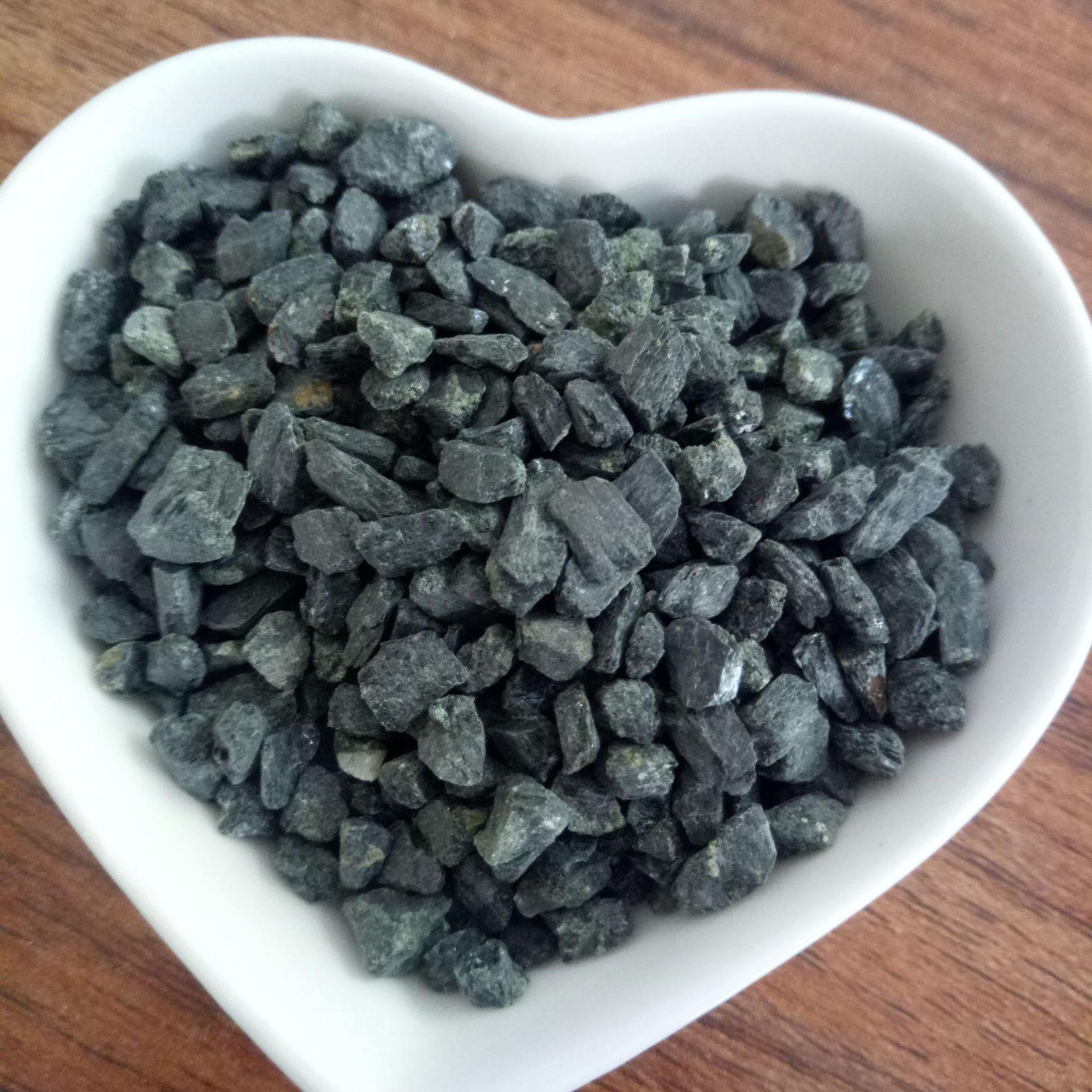 JINGTAI Khoáng sản phi kim loại Các nhà sản xuất cung cấp tourmaline hấp phòng tourmaline hạt tinh t