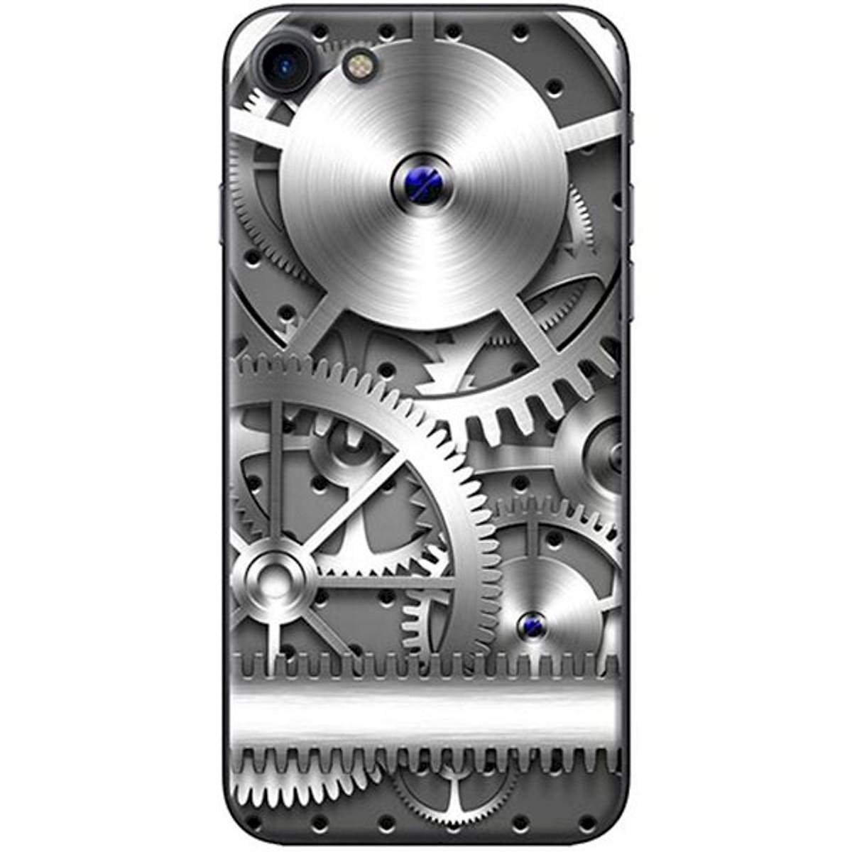 Ốp Lưng iPhone 7/8 Bánh Răng