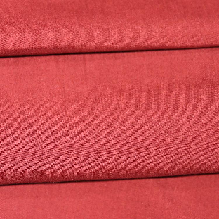 Boshi Vải mộc pha CVC60 / 40 vải xám pha trộn có sẵn từ kho để nhuộm và tẩy