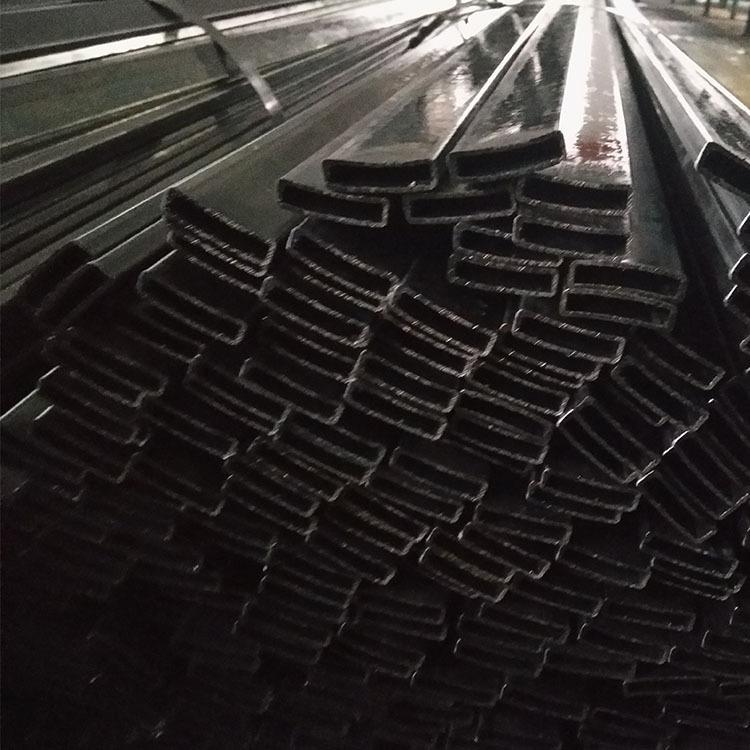 TIANGANG Thị trường sắt thép Nguồn cung cấp ống hàn Q195 10 * 40 thép hình chữ nhật gia công tùy chỉ