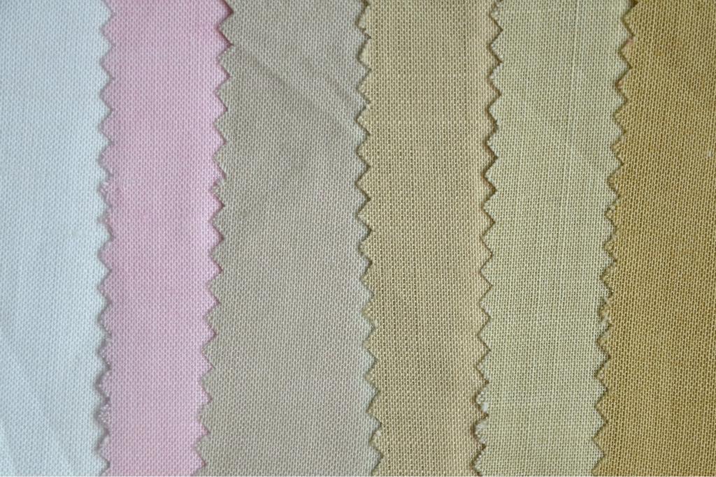 Vải Hemp ( Ramie) 8063 # Vải trơn ramie nguyên chất, quy trình nhuộm môi trường đầy đủ