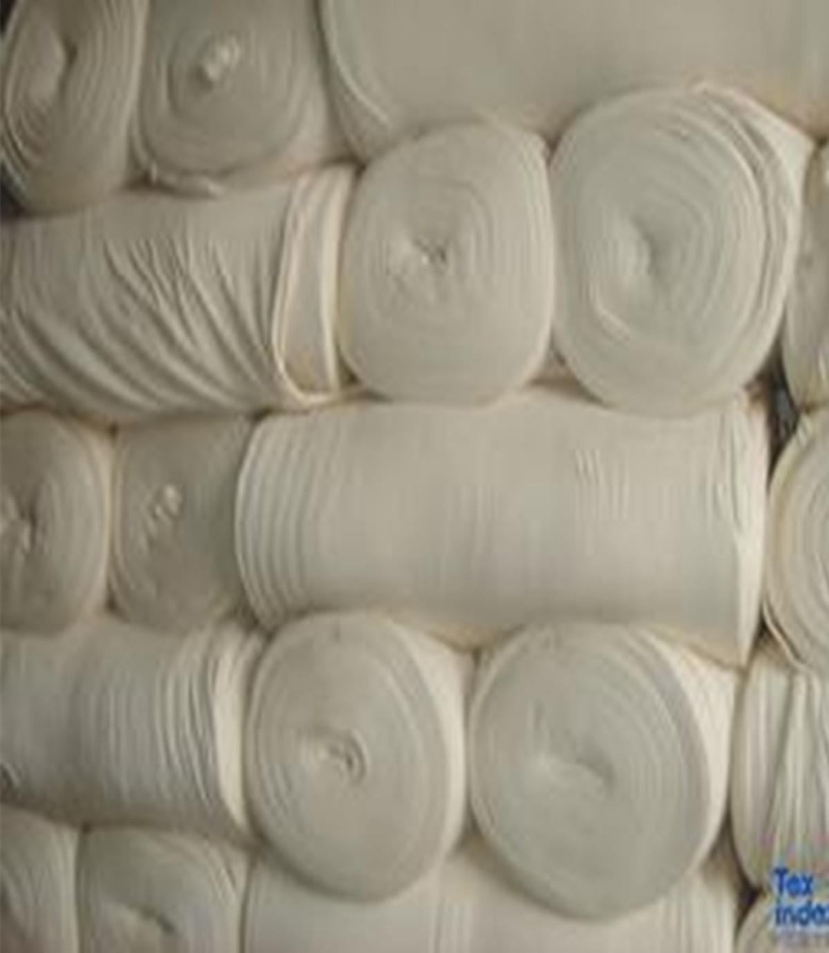 HAITIAN Vải mộc pha Cotton-polyester pha vải cotton 60% polyester 40% CVC pha trộn vải dệt rộng nhà