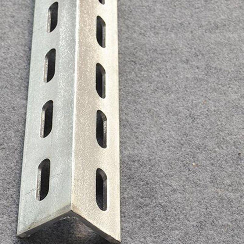 TANGGANG Thép chữ V Chuyên sản xuất thép góc phổ quát thép góc thép mạ kẽm nhúng nóng 50 * 50 * 5 mm