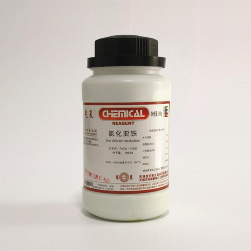 DAMAO Thuốc thử Phân tích Ferric clorua tetrahydrat AR500g thuốc thử hóa học Ferric clorua Thiên Tân