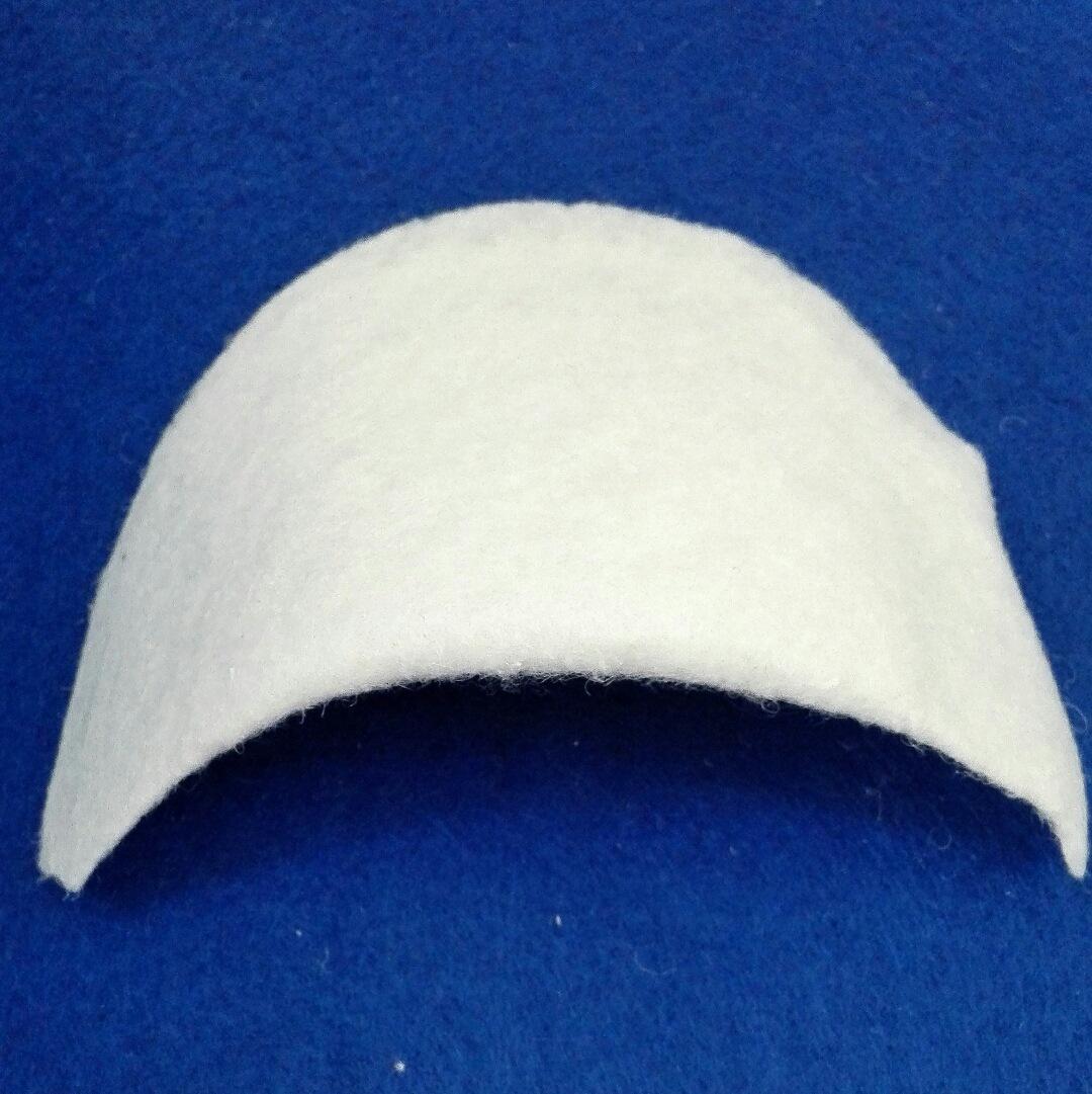 XIAORONG đệm vai áo Nguyên liệu chính Thương hiệu Polyester Xingyan Phạm vi ứng dụng Phù hợp với miế