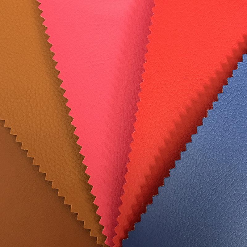 DIAOBANG Simili tổng hợp Bán buôn da tổng hợp da vải thiều 1.6 cửa rộng mẫu lichee da xanh văn phòng