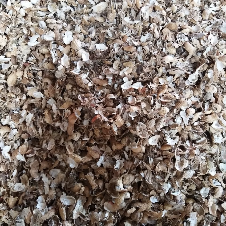 PENGYUE Nguyên liệu sản xuất thức ăn chăn nuôi Các nhà sản xuất cung cấp bột vỏ đậu phộng 16-60 lưới