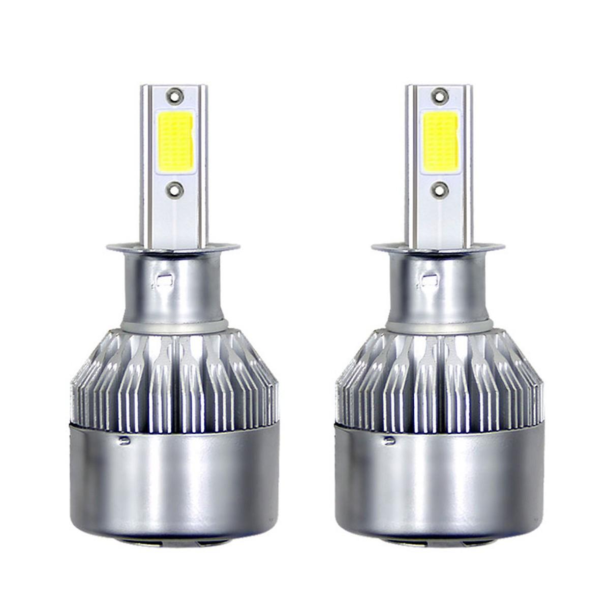 Đèn Pha Trước LED Công Suất Cao Phụ Kiện Xe Hơi H3 6000W