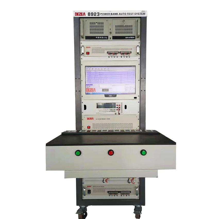 Thiết bị kiểm tra điện di động ATE 8923 hệ thống kiểm tra tự động sạc nhanh