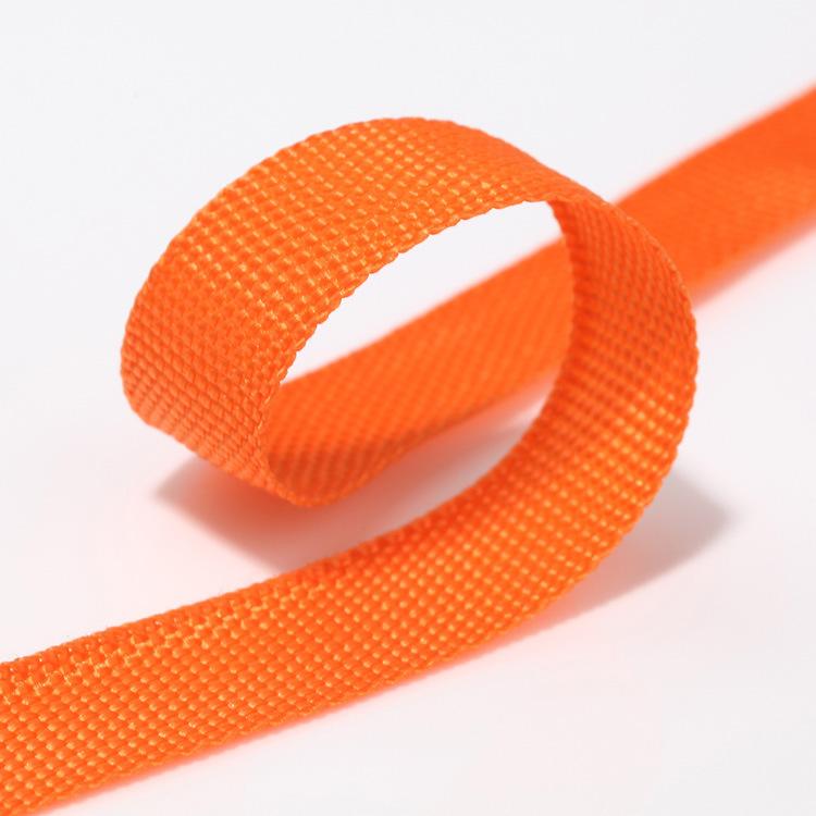 Yasser đai dệt chính đẩy dải băng polypropylen Dải mã hóa 900D viền màu di động tùy chỉnh xương cá