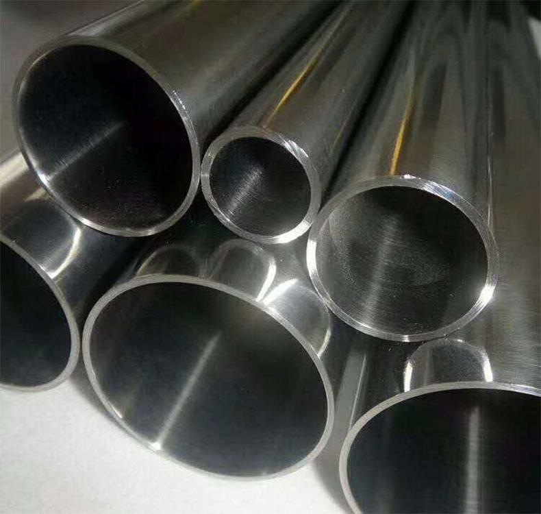 Thị trường sắt thép Ống thép không gỉ 201 A554 ống đầu ra 201 ống cát bề mặt ống thép không gỉ Phật