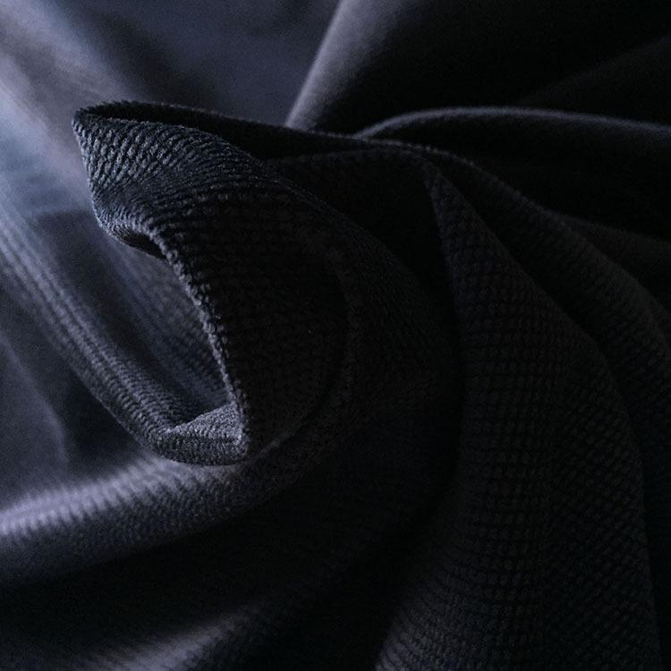 Vải dệt kim Corn dệt vải Suit Thời trang Áo khoác vải Áo khoác Áo chéo Corne Thời trang Khăn trải bà