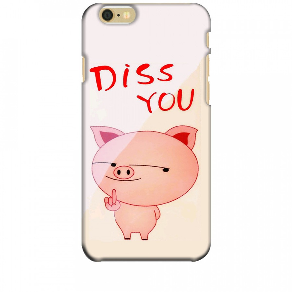 Ốp Lưng iPhone 6 Pig Cute