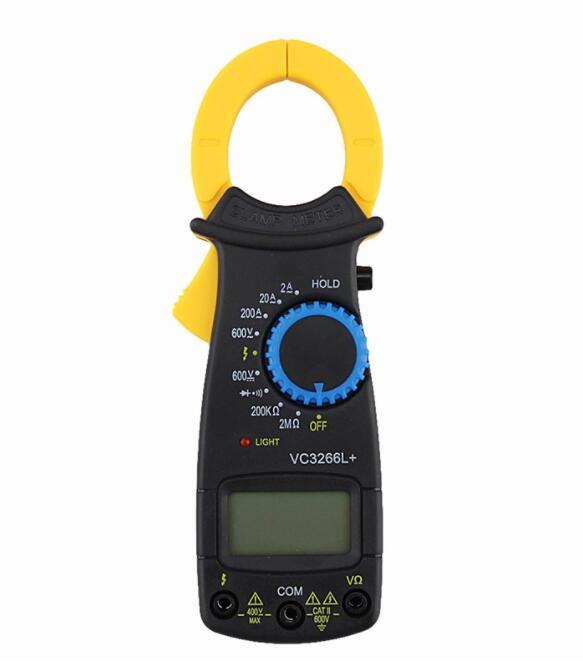 Đồng hồ đo điện Đồng hồ kẹp đo dòng điện AC DC