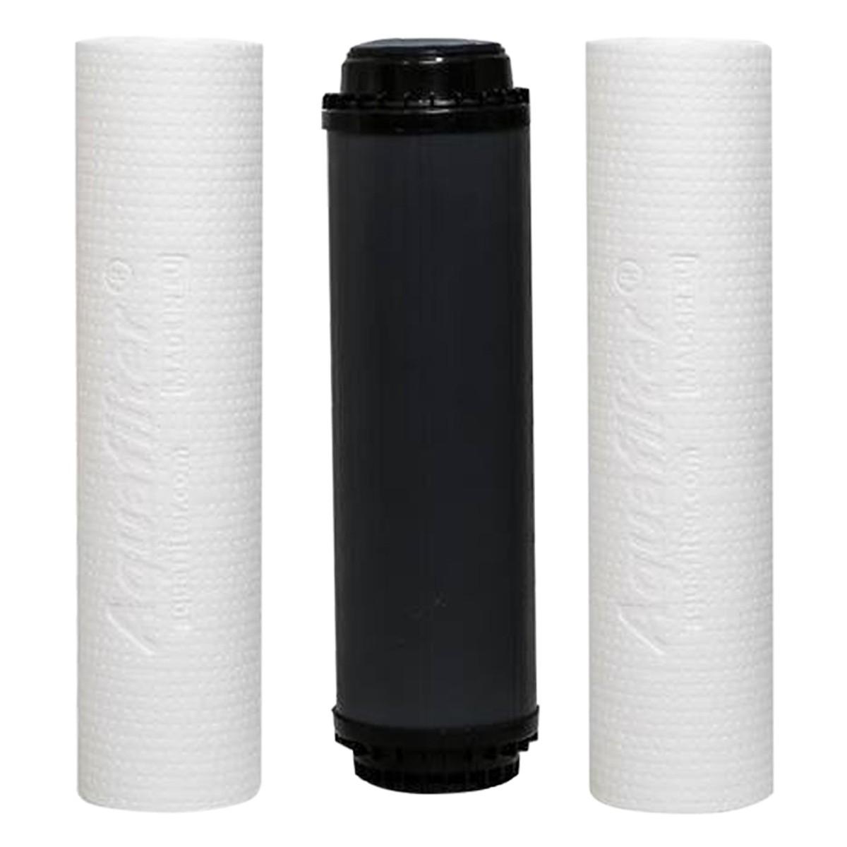 Bộ Lõi Lọc Cấp 1,2,3 Máy Lọc Nước RO Aquafilter .