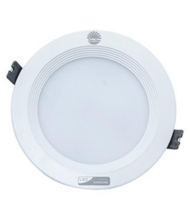 Đèn trần GIÁ HỦY DIỆT _Đèn LED Downlight đổi màu, Model: D AT02L ĐM 110/9W(không viền hay còn gọi vi
