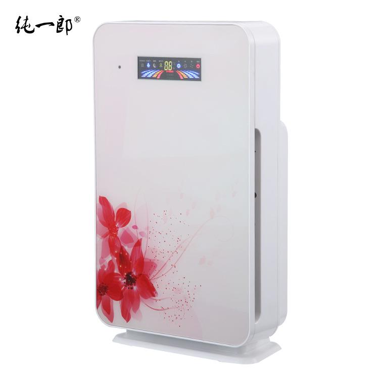 Khử trùng máy lọc không khí ion âm Ichiro tinh khiết cùng với formaldehyd để ngửi khói