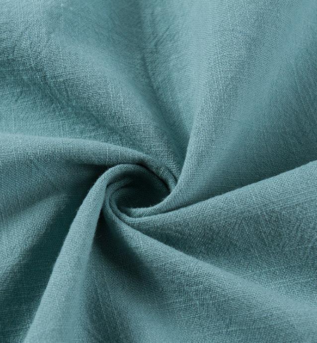 Vải dệt may 20 * 60 bông cát vải tre giặt vải lụa trẻ em áo vest vải cotton giản dị