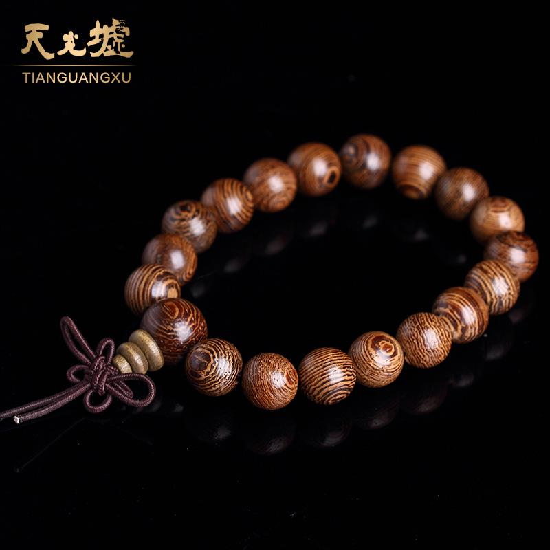 TIANGUANGXU Chuỗi phật Tianguang Hui Jade Handmade Handmade Vòng tròn hạt Nhà sản xuất Bán buôn Gia