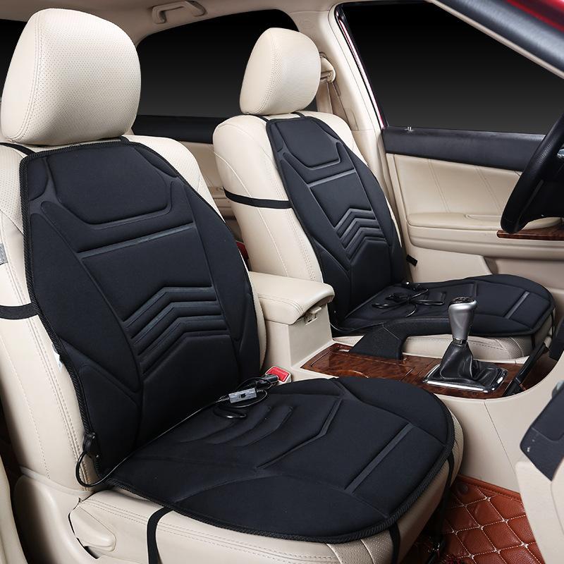 Đệm giữ ấm Bán buôn nhiệt xe ghế sưởi đệm ghế sưởi ấm đệm mùa đông ghế sưởi ấm đơn pad YR-04