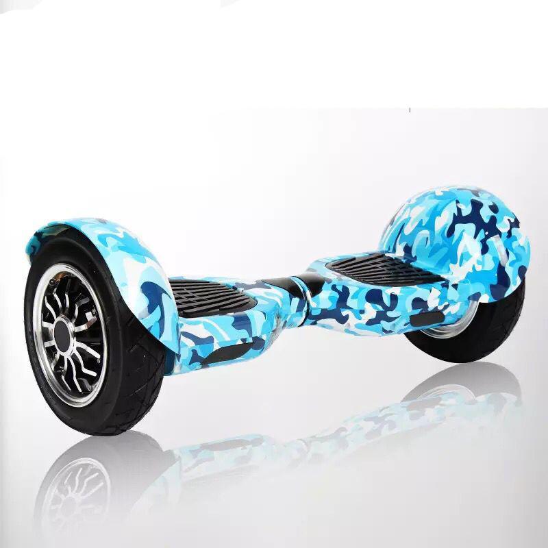 WEIJIA Xe điện 2 bánh tự cân bằng thông minh 10 inch