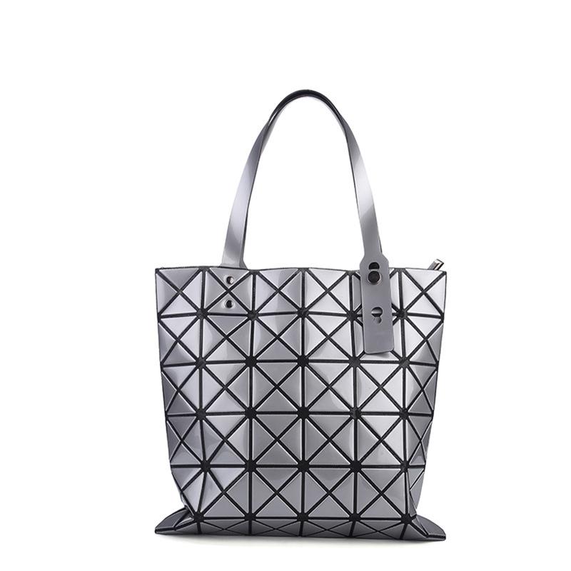 MDLM Túi xách 2019 phiên bản Hàn Quốc của gói hình thoi mới PVC túi gấp nữ túi xách vai túi xách thờ