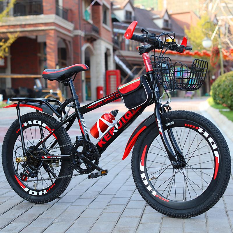 Xe đạp kiểu dáng thể thao dành cho học sinh .