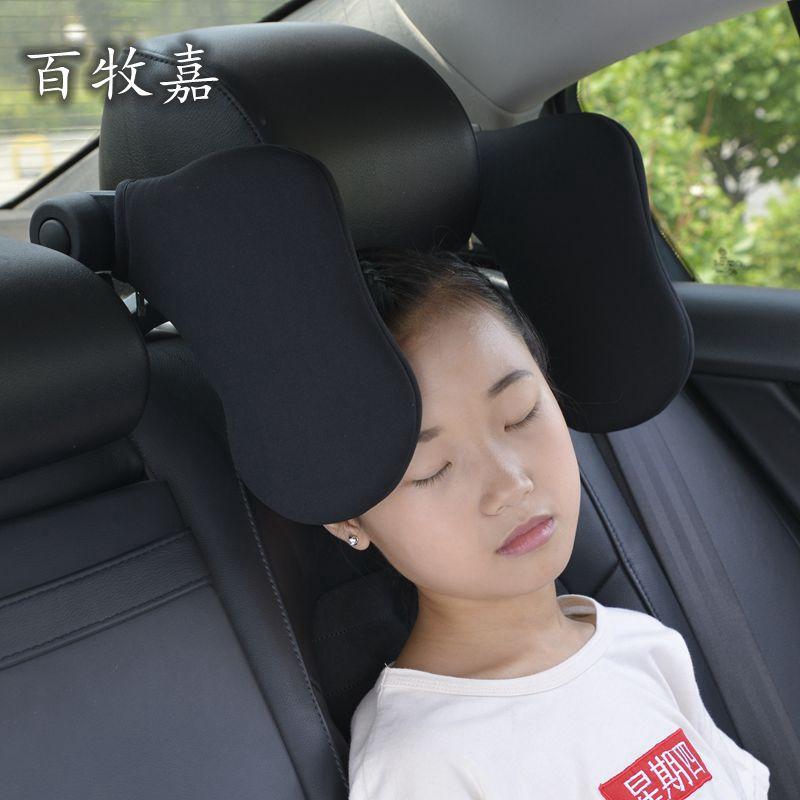 Gối ngủ gối tựa đầu giúp thư giãn dành cho xe hơi .