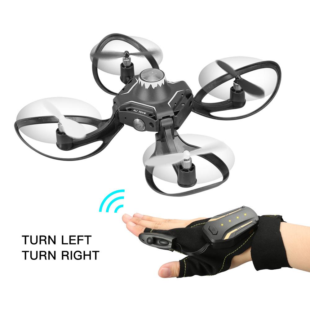 Máy bay Flycam điều khiển từ xa  bằng cử chỉ UAV