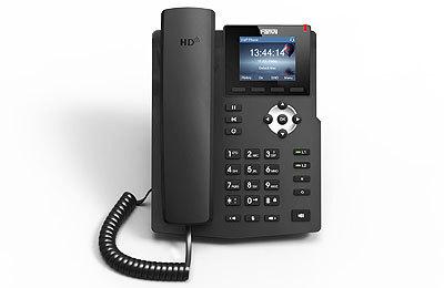Điện thoại IP Điện thoại mạng SIP /2 cổng mạng kép Fanvil azimuth X3S / X3SP