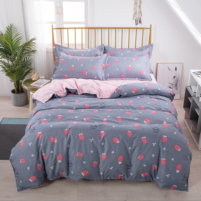 Bộ Drap giường cao cấp nhãn hiệu : AILIKE
