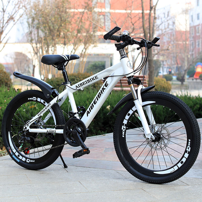 Xe đạp thể thao dành cho học sinh .