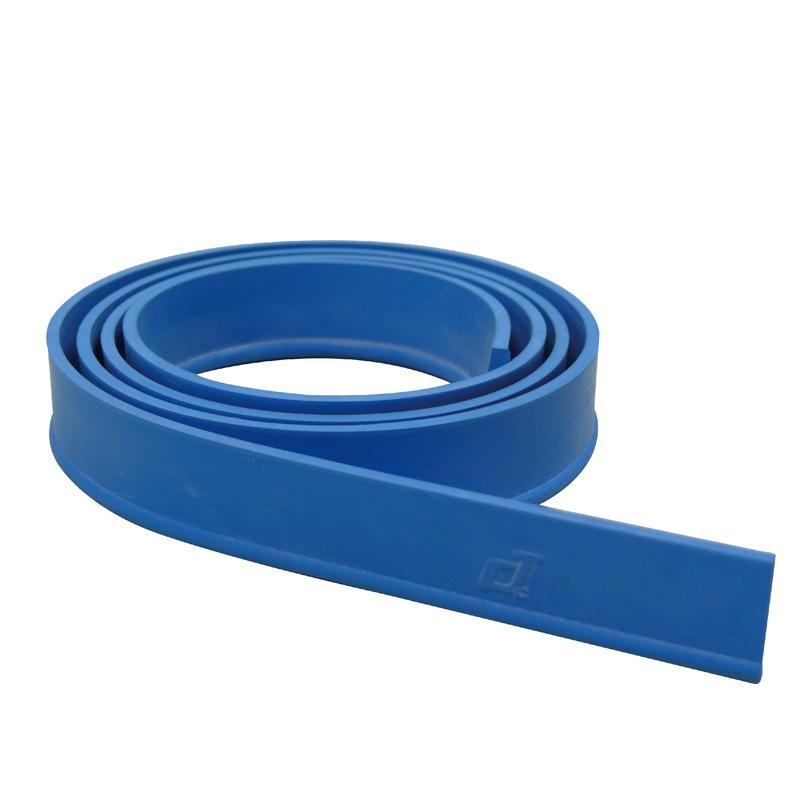 phụ kiện làm sạch cửa sổ cào kính 25-105cm cao su màu xanh