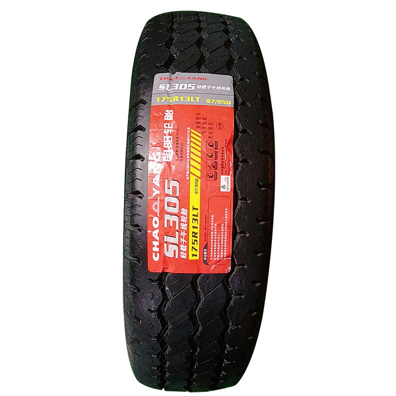 Chaoyang lốp xe bán buôn 175R13LT SL305 lốp nhẹ radial