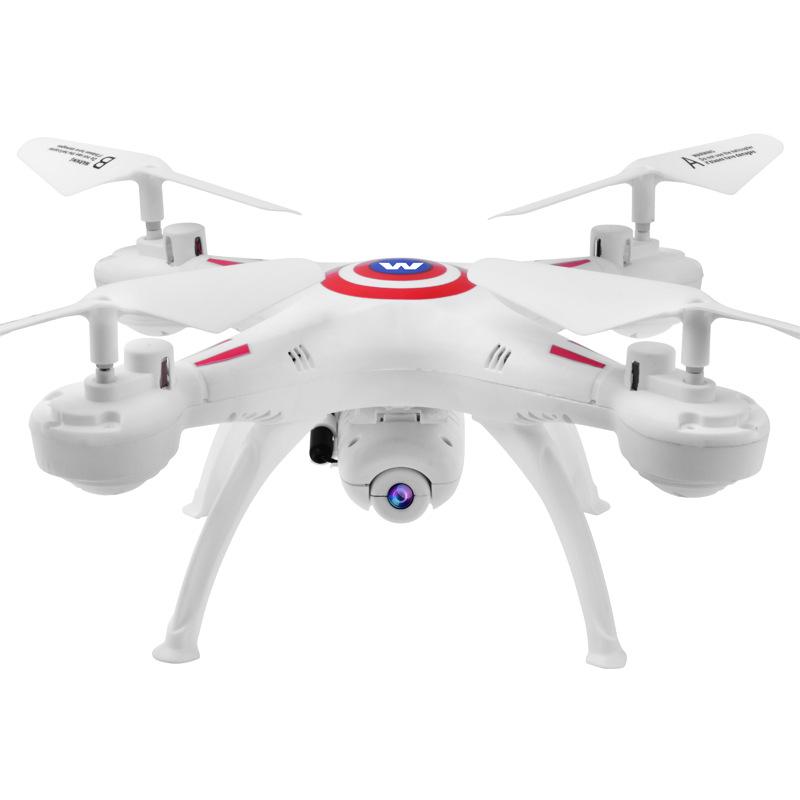 Máy bay Flycam điều khiển bốn trục từ xa .