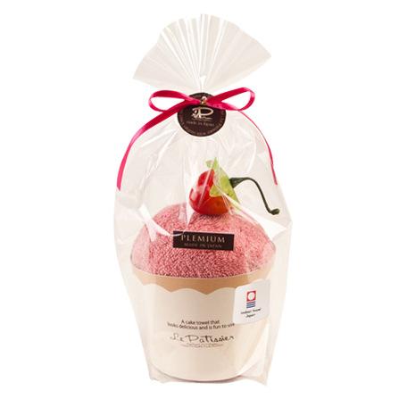 ASOKO Khăn bánh kem Nhật Bản nhập khẩu bánh cupcake ASOKO khăn bông khăn Cupcake mô hình sáng tạo