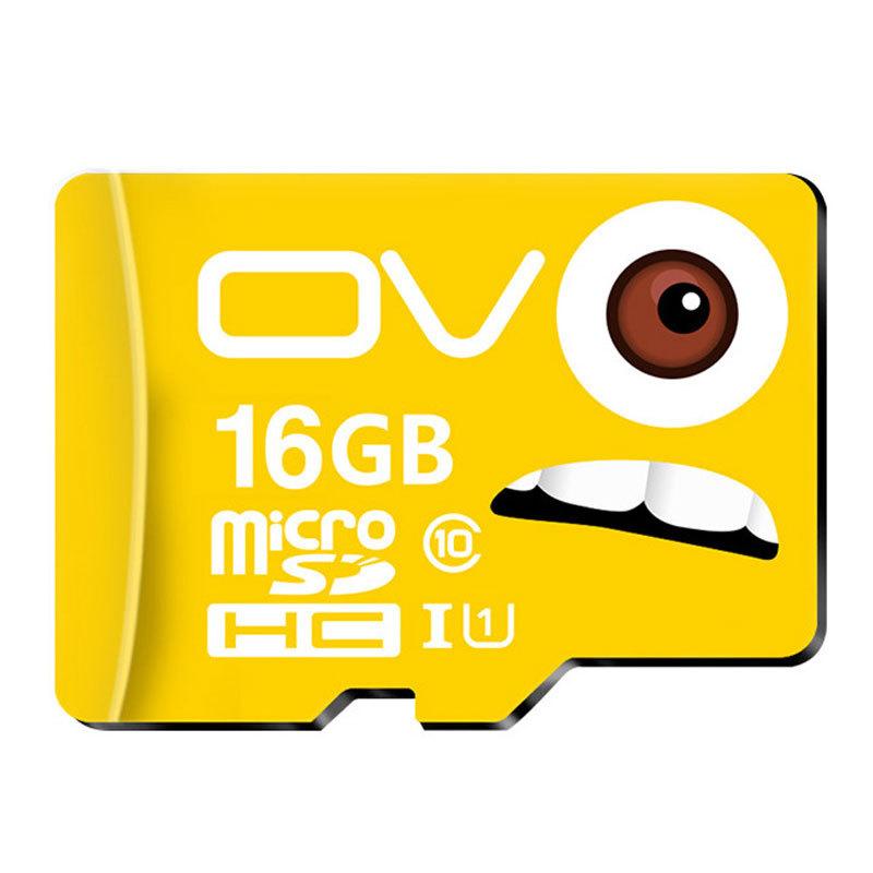 Thẻ nhớ TF (micro-SD) OV 16G , 32g .