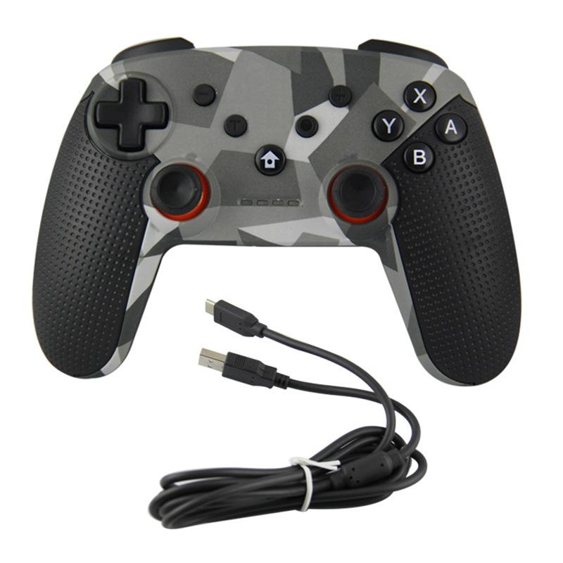 Tay cầm chơi game không dây SWITCH Bộ điều khiển Bluetooth Nintendo Pro