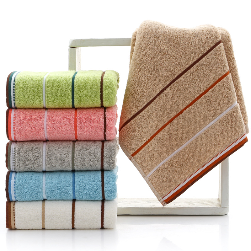 XINBAILI Thị trường khăn Nhà máy trực tiếp bán buôn bông tùy chỉnh quảng cáo khăn quà tặng người lớn